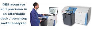 Thermo Fisher Scientific ARL easySpark Metal Analyzer