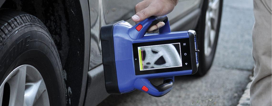 Heuresis  HBI-120 Handheld X-Ray Imager